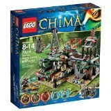 Lego Cima CHIMA crocodile family-hideaway fortress 2013 Overseas Limited [parallel import goods] Japan Not Available