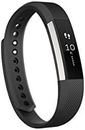Fitbit Alta Fitness Tracker, Black, Small (Refurbished)