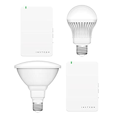 Insteon 21001 Bulb & Plug-In Module Pack