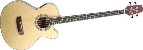 Jasmine by Takamine ES50C 4-String Acoustic Electric Bass (Takamine Jasmine Acoustic)