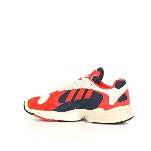 Adidas Originals Collegiate Negbás 000 Chalk Yung 1 White Blanco Core Navy Blatiz Black Maruni ZZfrxSd