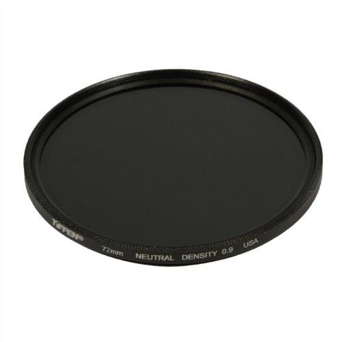 Tiffen 72mm Neutral Density 0.9 Filter  Black