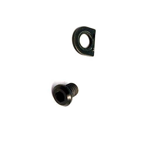 Cable Bolt Fixing (SHIMANO RD-R8000 Cable Fixing Bolt & Plate - Y3E998050)