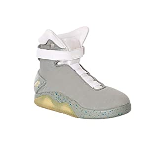 Back to the Future 2 Light Up Shoes Universal Studios Officially Licensed Size 7