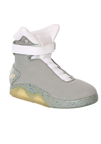 Back to the Future 2 Light Up Shoes Universal Studios Officially Licensed Size 11 -