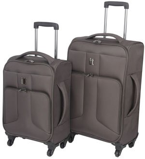 Amazon.com | International Traveller Ulta Lightweight 3 Piece ...
