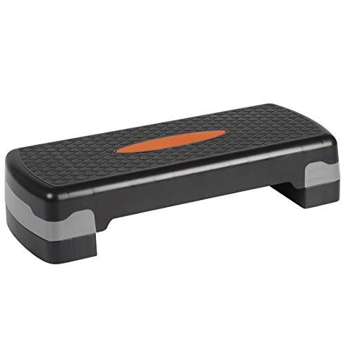 【Amazon한정 브랜드】 울트라 스포츠 에어로빅스,발판 승강용 스텝대 2단계 조절