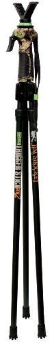 Primos 65807 Gen 2 Jim Shockey Edition Deluxe Tri Pod Trigger Stick,...