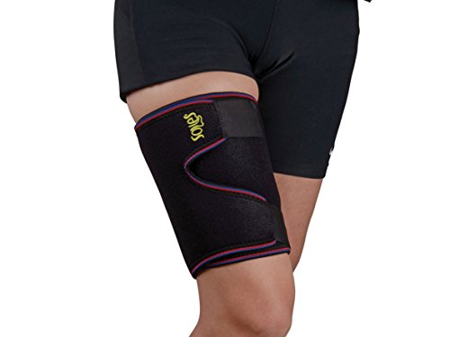 Thigh Brace Support Soles Compression