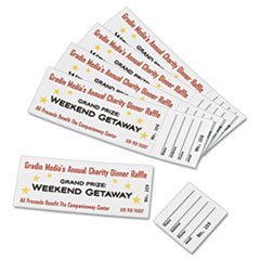 photograph relating to Printable Tickets With Tear Away Stubs named : ** Printable Tickets w/Tear-Absent Stubs, 1-3/4 x