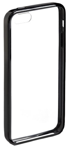 AmazonBasics Clear Case with Screen Protector for iPhone 5