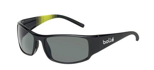 Bolle Junior Prince Sunglasses Frame 11715 Shiny Black/multicolor - Bolle Cateye Sunglasses