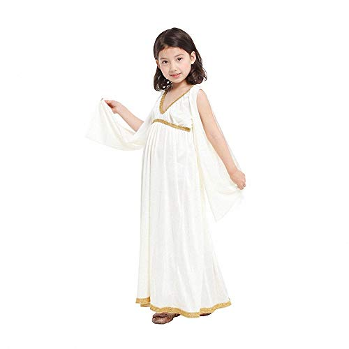 Ytwysj Cleopatra Costumes for Girls,Teenage Girls 2018 Halloween Cosplay Cleopatra Cleo Athens Princess Costume Dress