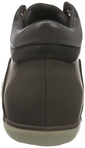 Geox U Box D, Zapatillas Altas para Hombre Braun (MUD/DK COFFEECL66T)