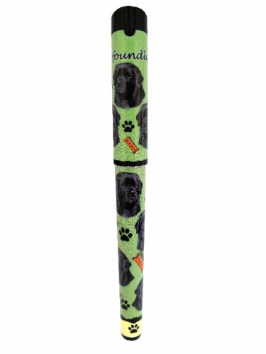 E&S Pets Newfoundland Pen Easy Glide Gel Pen, Refillable With A Perfect Grip, Great For Everyday Use, Perfect Newfoundland Gifts For Any Occasion
