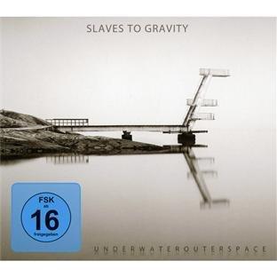 Slaves to Gravity: Underwaterouterspace CD+ DVD (Audio CD)