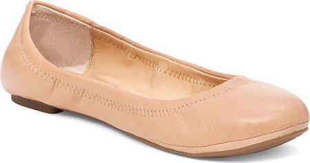 Lucky Brand Emmie Piel Zapatos Planos