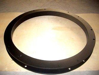 VXB Brand 6 Ton Heavy Duty 34inch Diameter Large Turntable Bearing Size: 754mm x880mm x 80mm Bearing Inner Diameter: 754mm Bearing Outer Diameter: 880mm Lazy Susan
