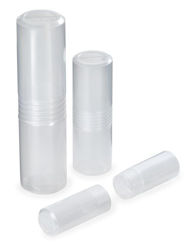 rose plastic GewindePack Versandrollen 03/001 Vario Set 3-teilig PP transparent