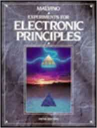 electronic principles malvino 6th edition pdf