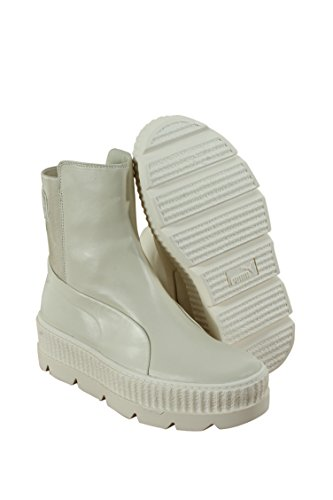 Puma Dames Fenty X Chelsea Sneaker Laarzen Vanille Ijs