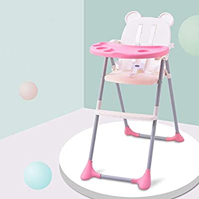 Peachy Amazon Com Lizhi Baby Highchairs Foldable Stable Ibusinesslaw Wood Chair Design Ideas Ibusinesslaworg