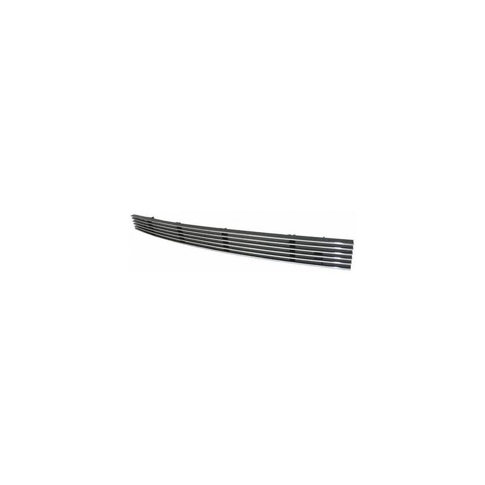 97 98 FORD F250 LIGHT DUTY PICKUP f 250 FRONT BUMPER GRILLE TRUCK, CUT OUT ALUMINUM POLISHED GRILLE, F 250LD 2WD (LOWER) (1997 97 1998 98) PR 804027