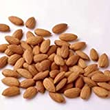 Azar Nut Company Bakers Select Natural Almonds, Whole, 5-Pound Bag