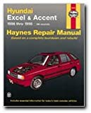 Hyundai Excel & Accent  '86'98 (Haynes Repair Manual)