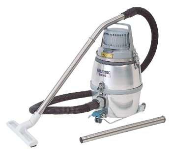 Cleanroom Dry Vacuum, 3.25 gal, 1.5 HP