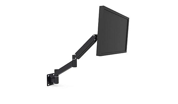 Soporte de TV 13-21 pulgadas Escuadra de pared súper larga Presión LCD Primavera soporte de TV de pantalla Soporte Plus largo brazo de bastidor supervisión de la computadora soporte universal puede so: