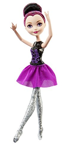 Ever After High Raven Queen Costume (Ever After High Raven Queen Ballet Doll)