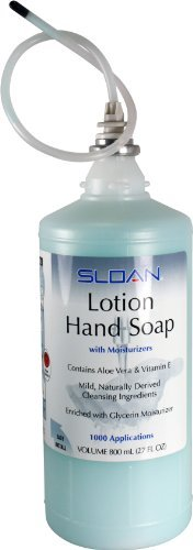 Sloan ESD-232 (4 Pack) Soap w/ Lotion - 1600 ml Refill (4 Pack) by Sloan