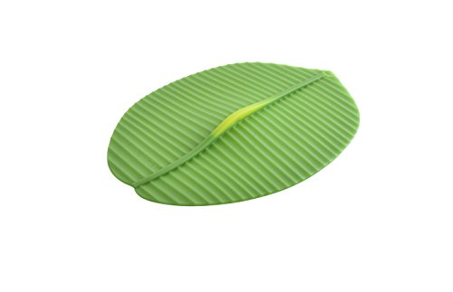"Banana Leaf Lid - Oval 9""x13"""