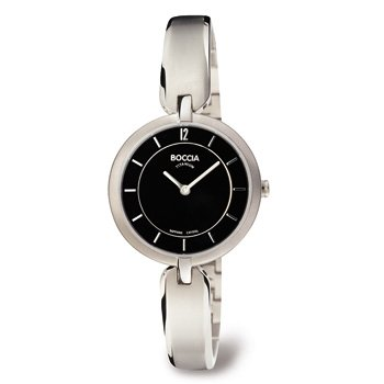 Boccia Dress 3164-02 Ladies Watch with Metal Strap