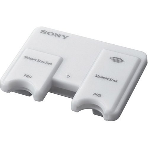 SONY MS AND CF USB CARD READER ( MSAC-USM1 ) (Retail Package) (Sony Compactflash)