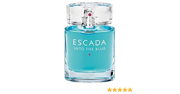 Amazon.com : Escada Into The Blue Perfume - EDP Spray 2.5 oz. by Escada - Womens : Eau De Parfums : Beauty