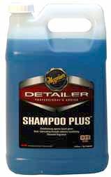 Meguiar's D11101 Shampoo Plus - 1 Gallon