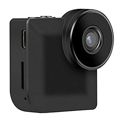 POTENCO C3 HD WiFi Camera Wireless Video Surveillance Wearable Night Vision Camera