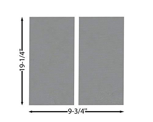 Quadra-Fire 5700ST-ACC Baffle Board Set - 2 Piece