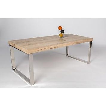 HL Design 01 10 6172 Ricardo Couchtisch Sonoma Eiche Holz 100 X 50