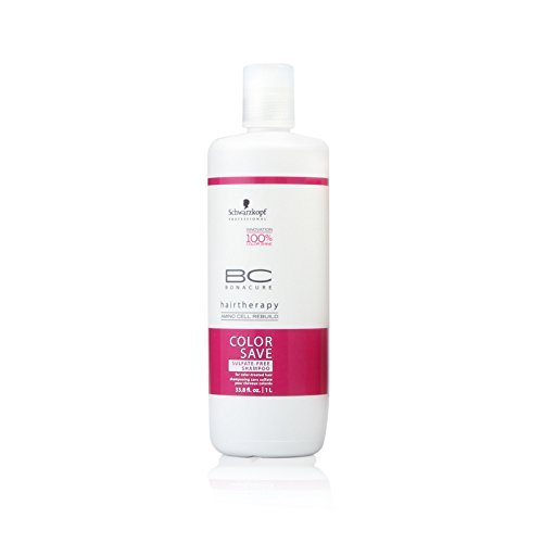 bc color save shampoo - 5