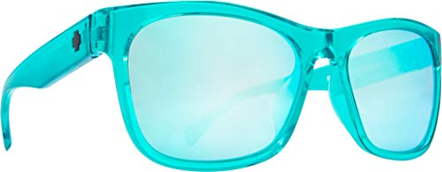 (REFRESH COLLECTION SUNDOWNER SUNGLASSES BY SPY OPTIC (EMERALD, GRAY W/TURQUOISE MIRROR) )