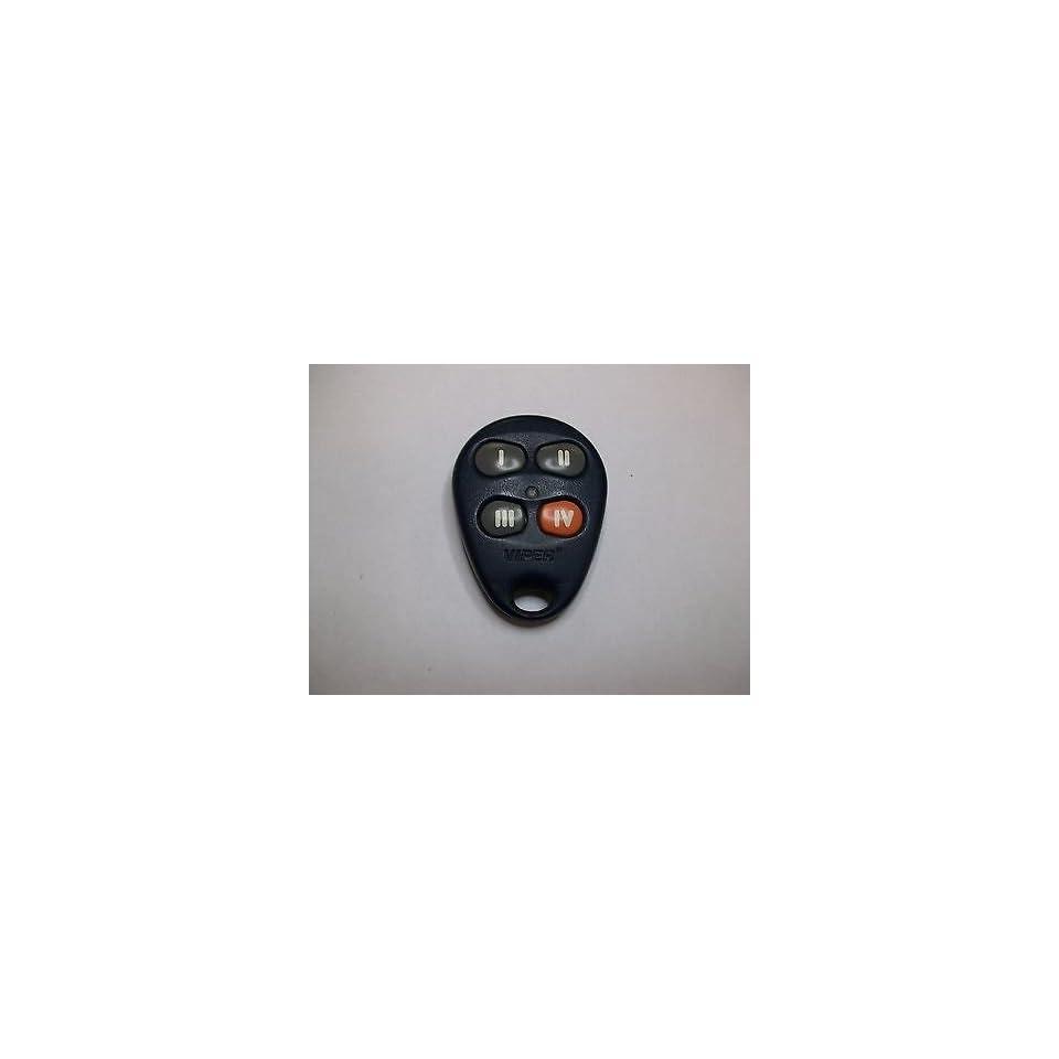 VIPER EZSDEI476 476V Factory OEM KEY FOB Keyless Entry Remote Alarm Replace