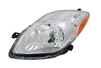 09 10 11 Toyota Yaris (Hatchback Only) Driver Headlight Headlamp ()