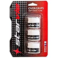 Star vie - Blister Classic Overgrip, Color White