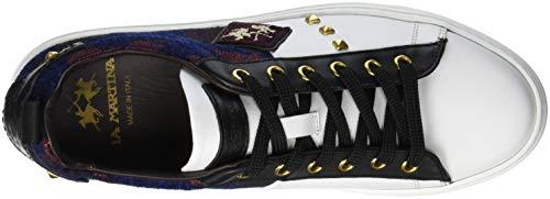 Multicolore Martina 217 Chaussures Femme Gymnastique La Scarpa de Bianco AYx1R
