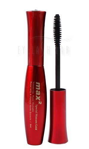 Eyelash Lab Max 2 Special Mascara Gold