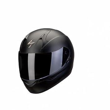 Scorpion Moto Casco Exo 390 Mat, Negro, Tamaño M