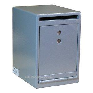 WC-02K Heavy Duty Drop Safe w/ Dual Key Lock by Protex
